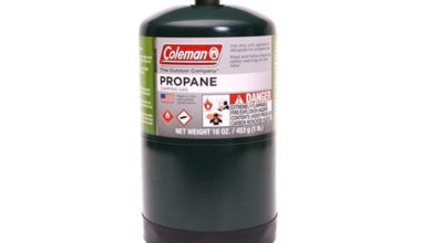 Photo of Recycling Coleman propane fuel canisters the right way