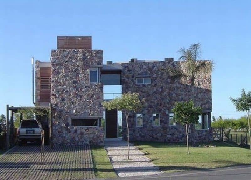 Stone house, Buenos Aires
