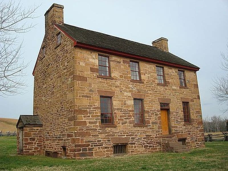 The Stone House, Manassas