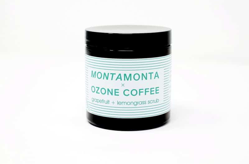 MontaMonta Ozone Coffee scrub