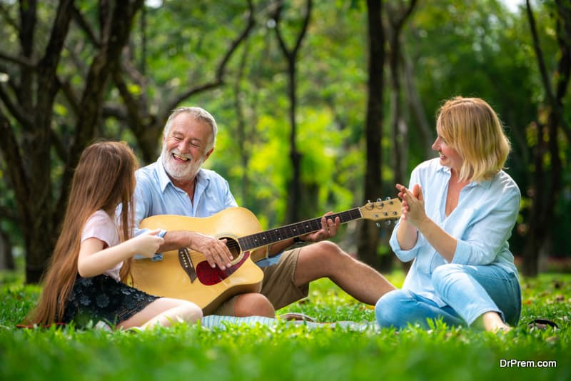 Motivate seniors by helping them create