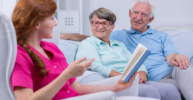 help elderly discover purpose in life