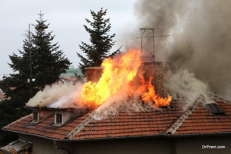 accidents likefire may endanger public life