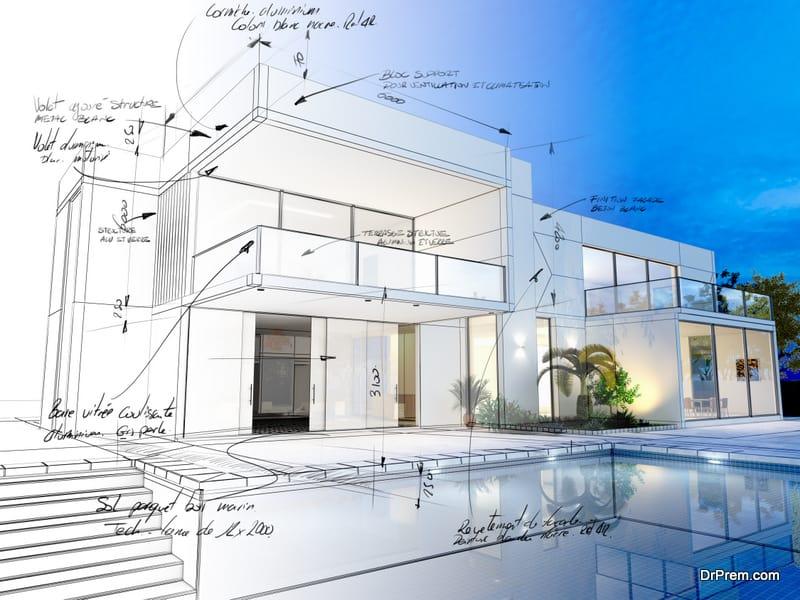 concept of health benefits of beautiful design