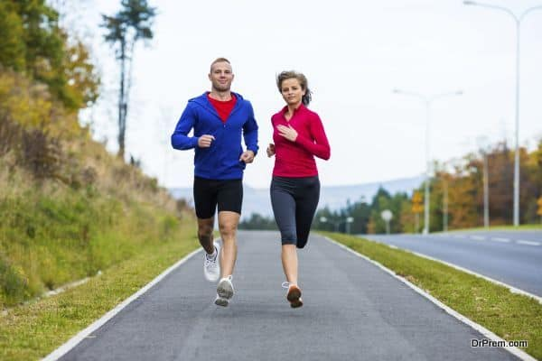 good run is essential