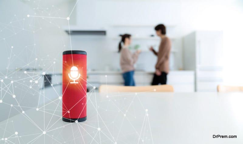 Wireless Speaker in the house
