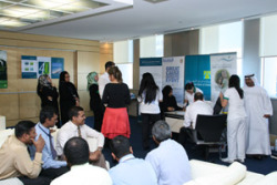 Know Diabetes 2010 - Event Supported by Dubai Healthcare City, Commercial Bank of Dubai, ExHealth