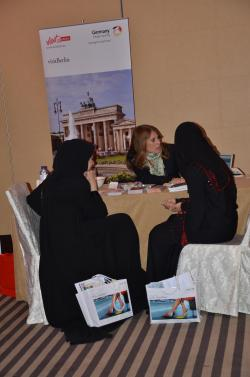 Road show highlights in the Arabian Gulf the outstanding quality of wellness and medical travel to Germany