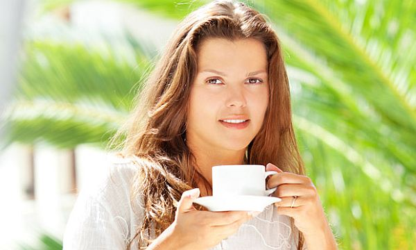 Tea … don't drink more than a gallon a day.