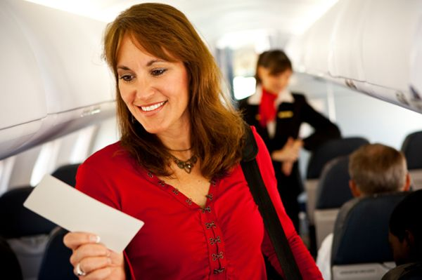 lady in aeroplane_1