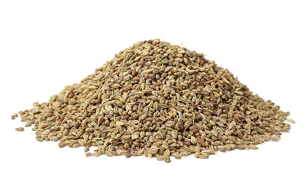 Ajwain fruit pods