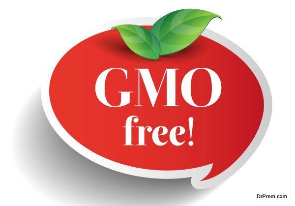 Gmo free icon label