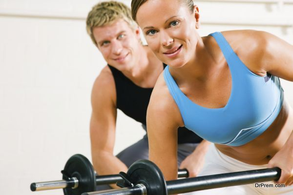 Lifting heavy weights (2)