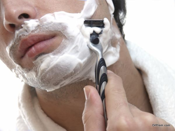repeated shaving