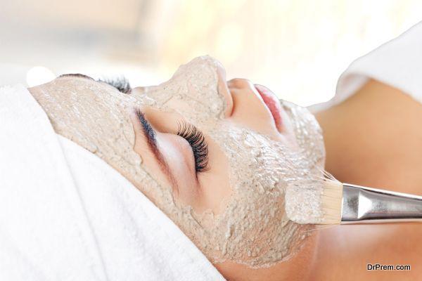 exfoliating skin