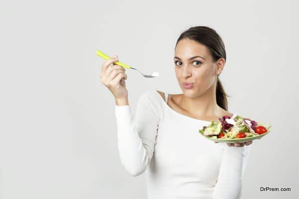 eat a diet