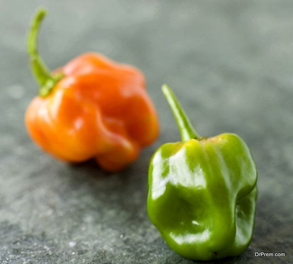 Capsicum Can be a Wonder Food (1)