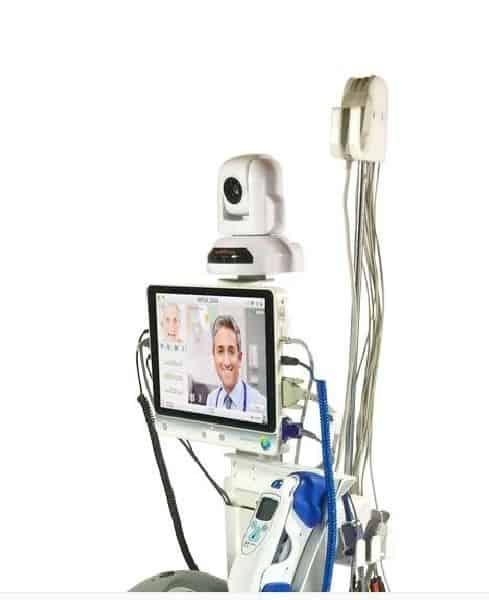 Dictum VER Clinic Telehealth Cart