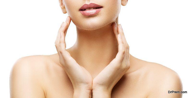 neck-skin