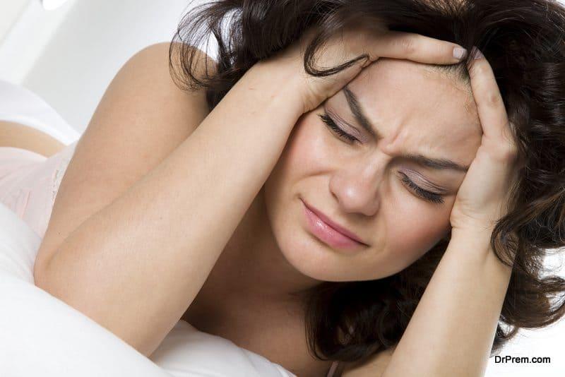 Severe Headache When Reaching Climax
