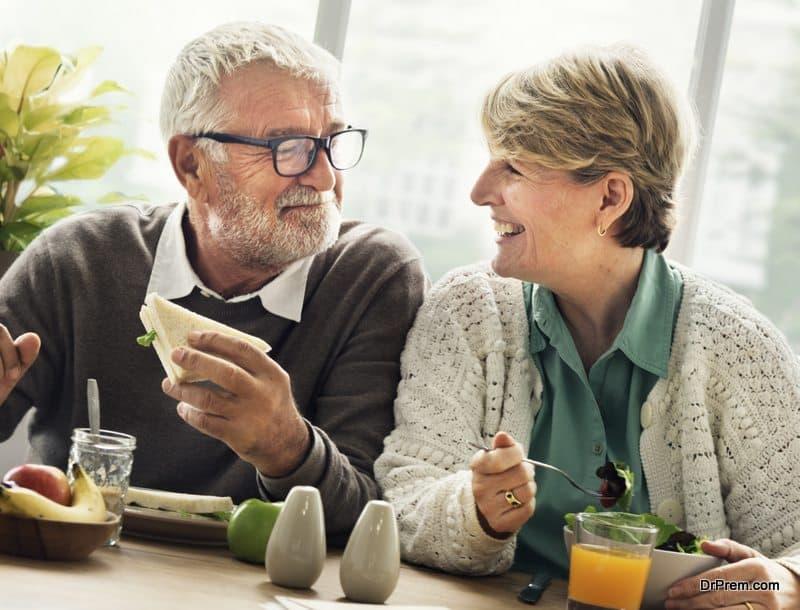 elderly need protein