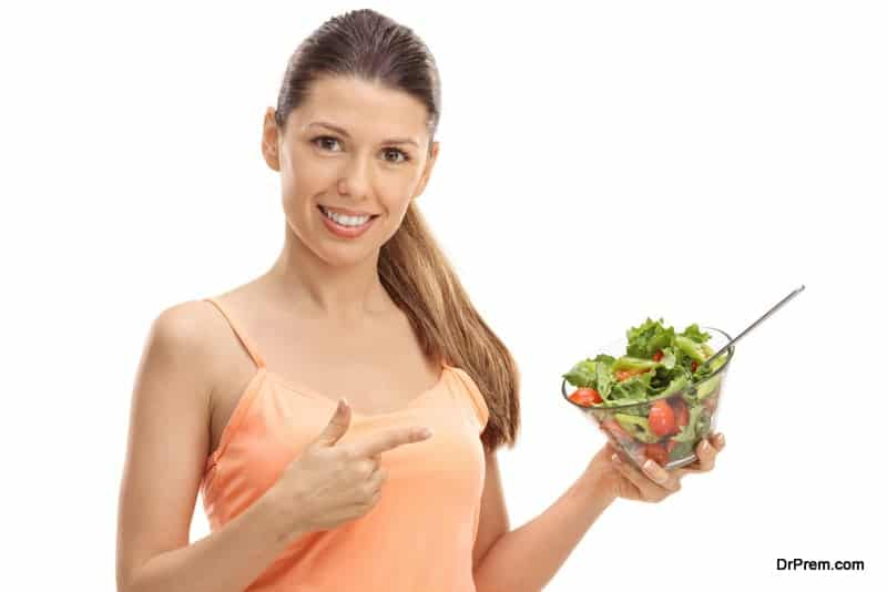 Designing Your Diet Plan as Per Your Age