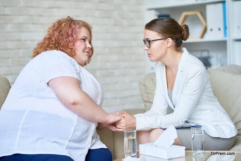 Speak to a Therapist (