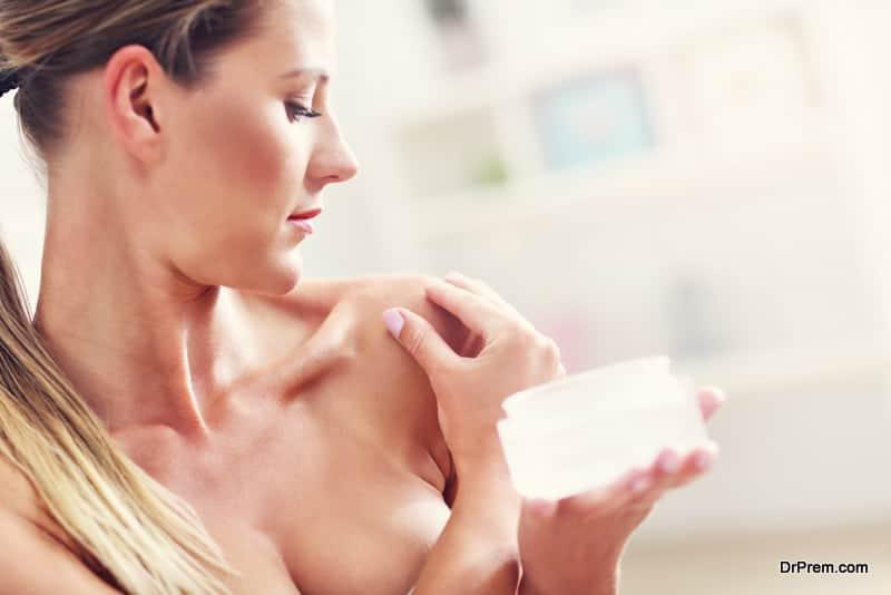 Use-moisturizers