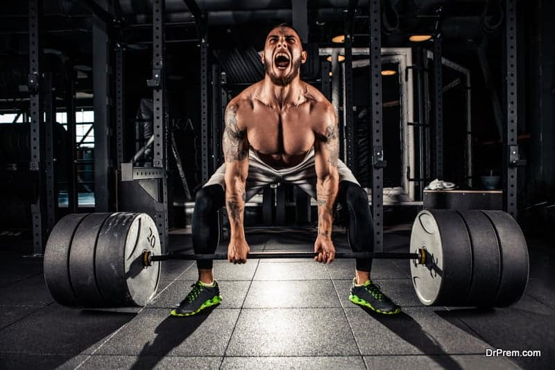 becoming a professional bodybuilder