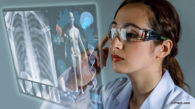 Augmented-Reality-in-a-Medical-Field