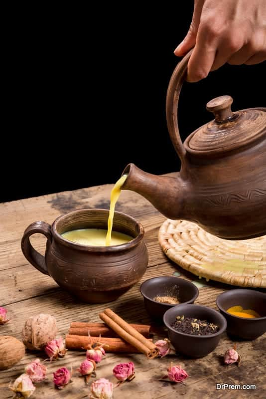 benefits of turmeric tea