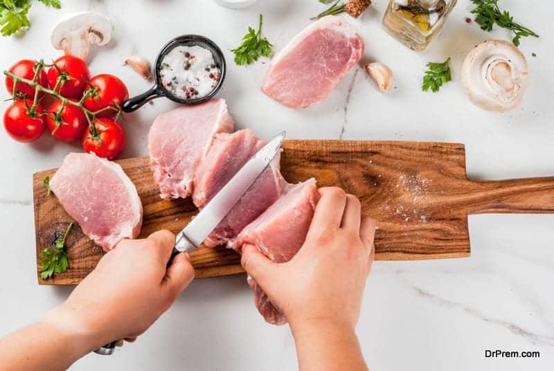 Pork-is-a-high-fat-food
