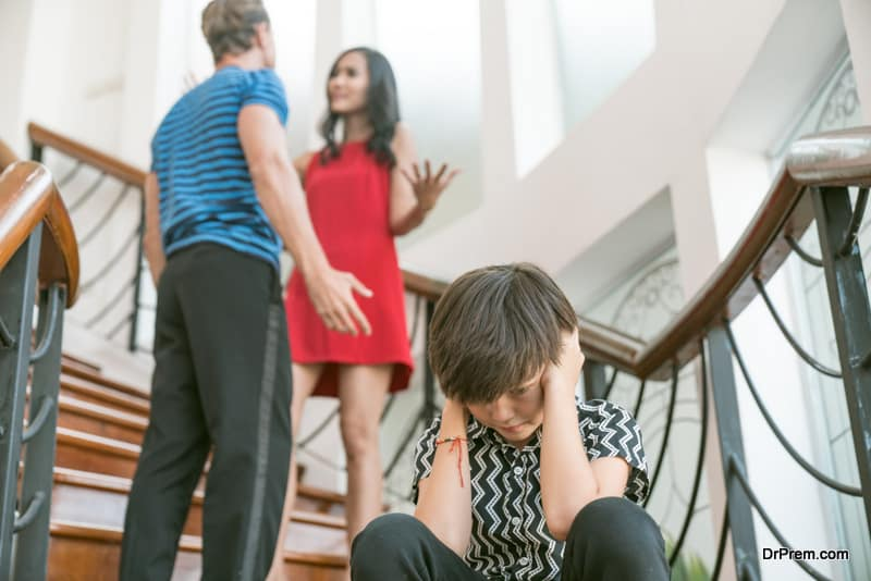 Abusive experiences in childhood