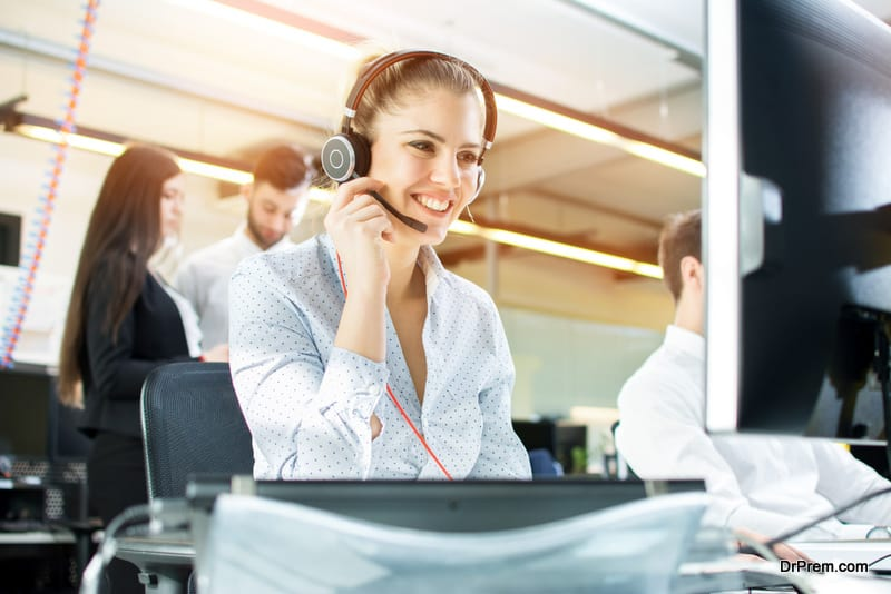 Call center excecutive