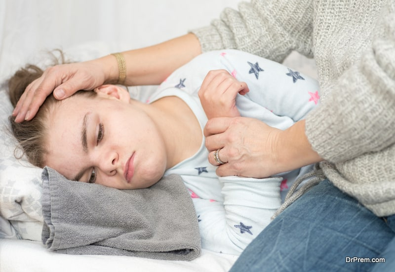 link between Aspirin and Reye's syndrome in Children