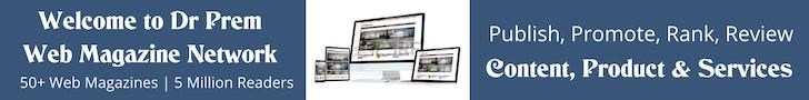 Dr Prem Web Magazine Network