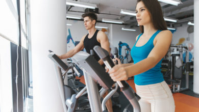 relation between physical exercise and cognitive performance