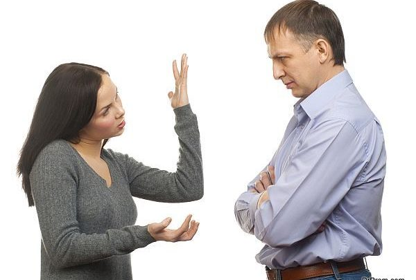 deal with rejection from family