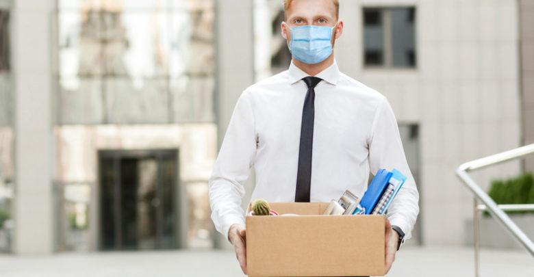 man lost the job Due to the Coronavirus