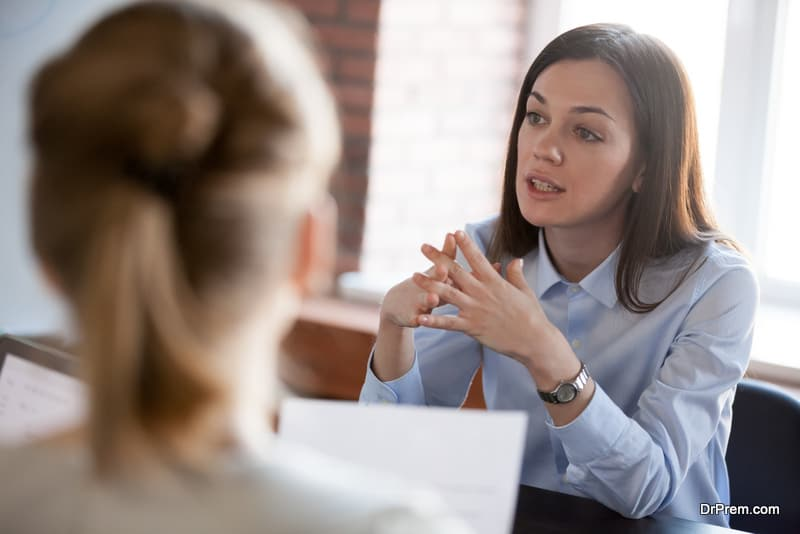 speak to your HR department