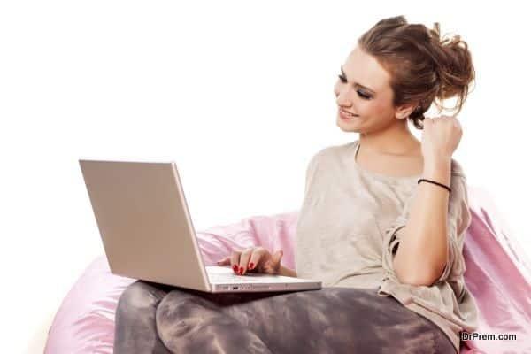 Frau mit online-dating-sites