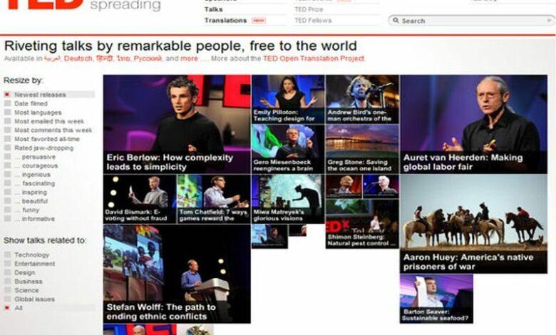 4 Inspiring and Life Changing TED Talks + Bonus Video
