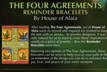 4 Simple Methods To Improve Your Life - The Four Agreements