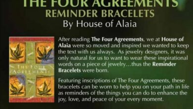 Photo of 4 Simple Methods To Improve Your Life – The Four Agreements