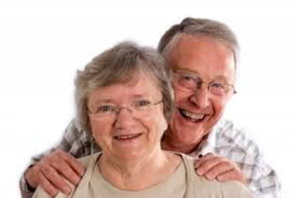 Love In Old Couple