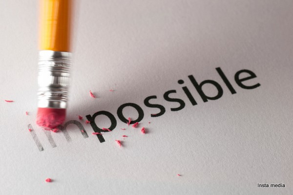 Impossible itself says I M Possible