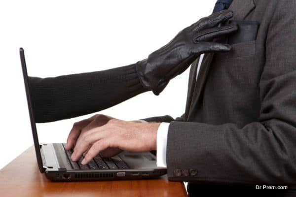 scammed online