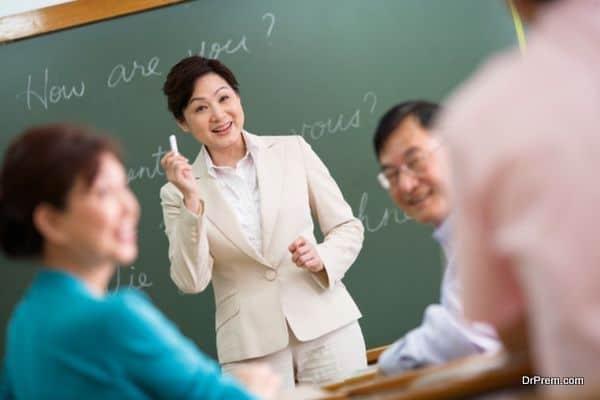 Tutorial classes