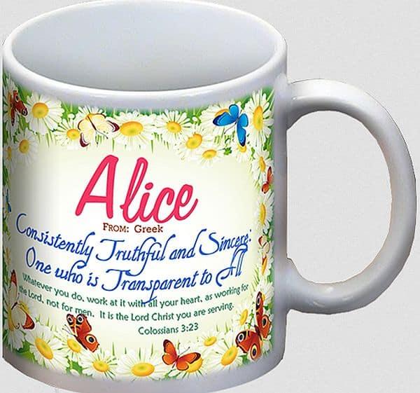 coffee mug with name
