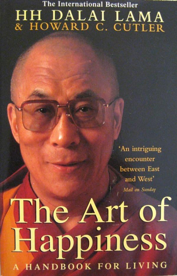 The art of happiness by Dalai Lama